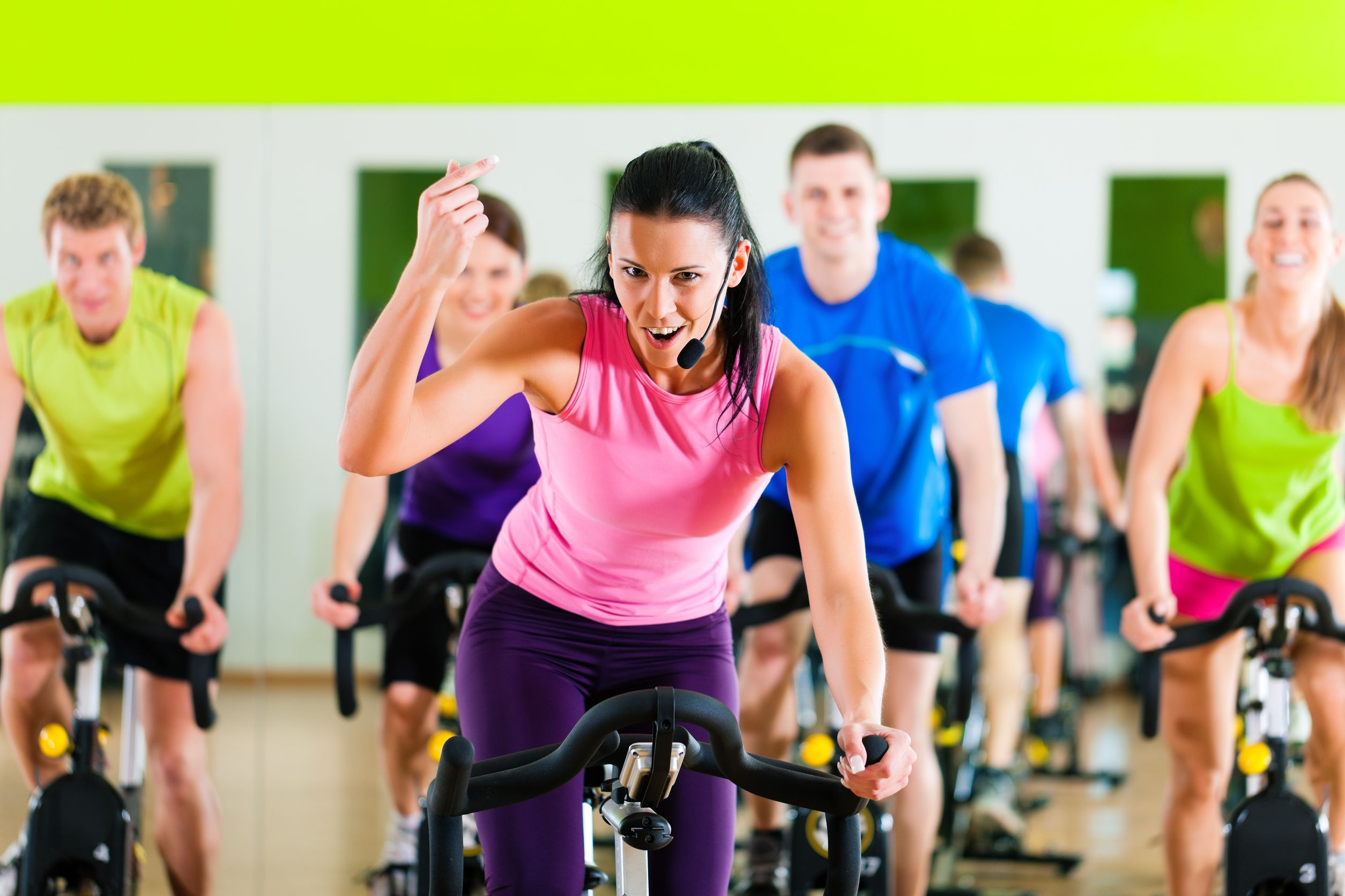Why It's Time To Hit The Fitness Club