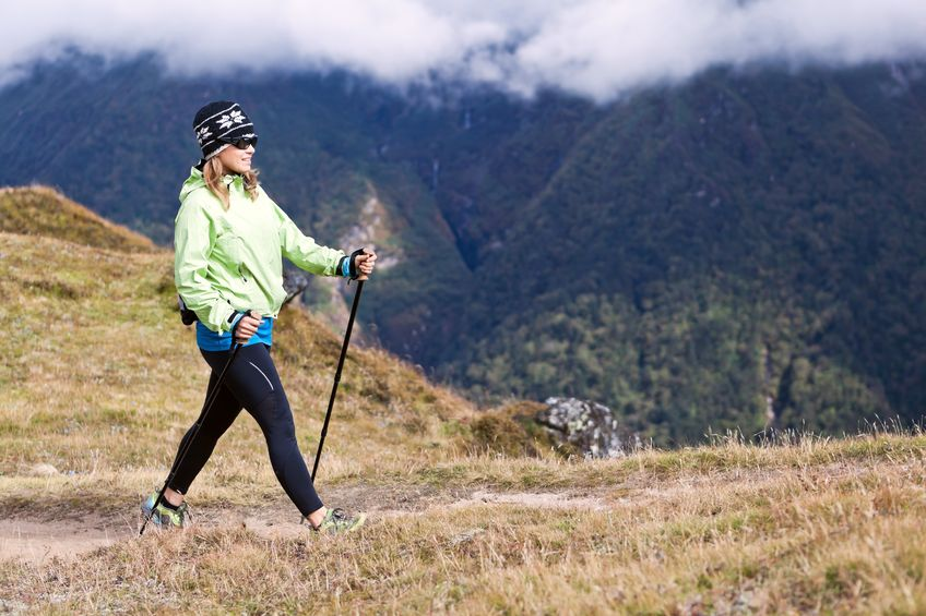 Nordic Walking For a Stronger You!