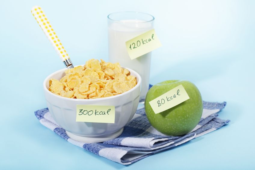 Calorie Counting – Part 1