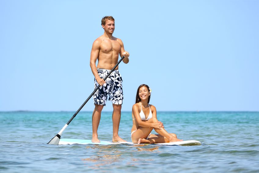Paddleboarding – The Stand-Up Way to Surf