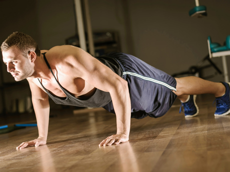 Bodyweight Exercises And Supplements