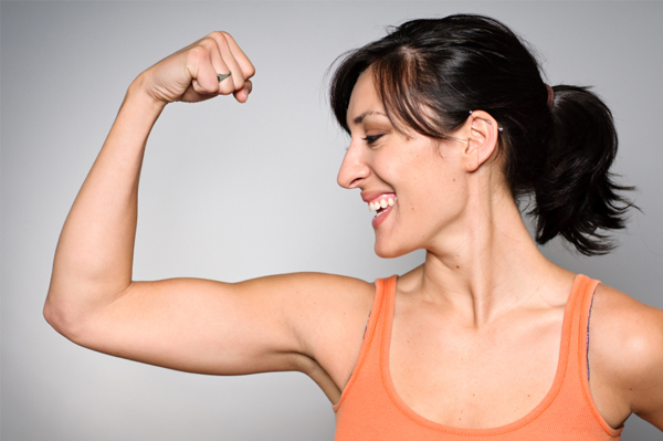 5 Steps To Lean And Toned Arms