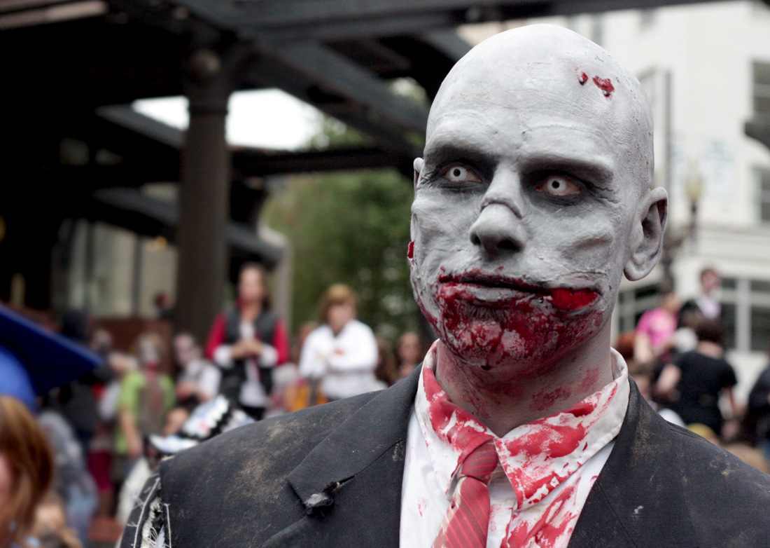GMO Update: Labeling Law Defeated in Washington by Zombie GMO CEOs